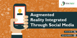 Augmented reality integrated though digital marketing